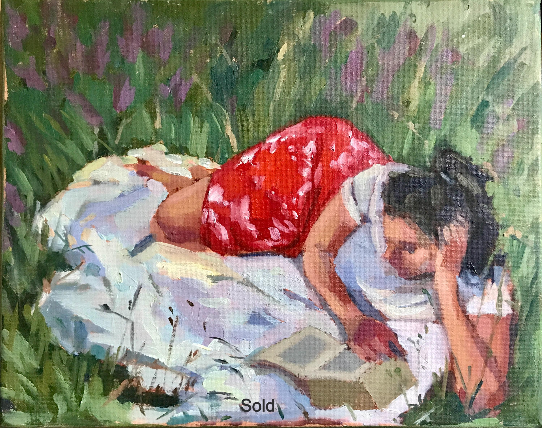 Sandra Reading Hampstead