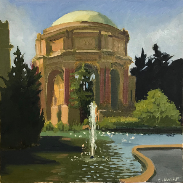 San Francisco Plein Air