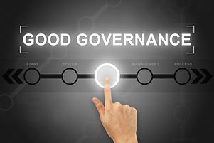 Hand Clicking Good Governance Button On A Screen Interface.jpg