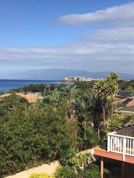 Ocean View from Top Floor
