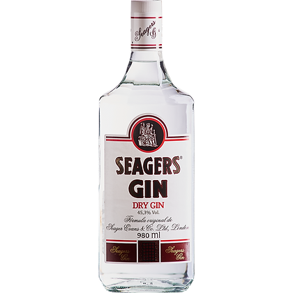 Gin Seagers London Dry 1L