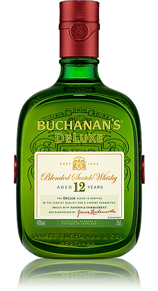 Whisky Buchanan's Deluxe 12 Anos