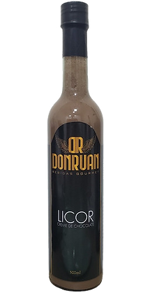 Licor Don Ruan Creme de Chocolate