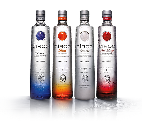 Vodka Cîroc Sabores 750ml