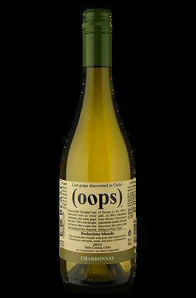 Vinho Branco (oops) Undurraga Chardonnay 2018