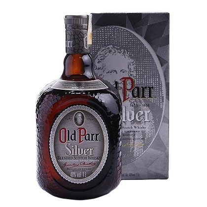 Whisky Old Parr Silver 12 Anos