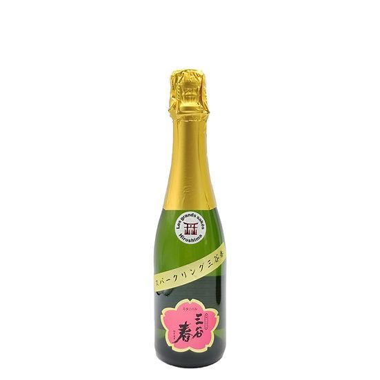 "Saké pétillant ""Mitaniharu"" 360ml"