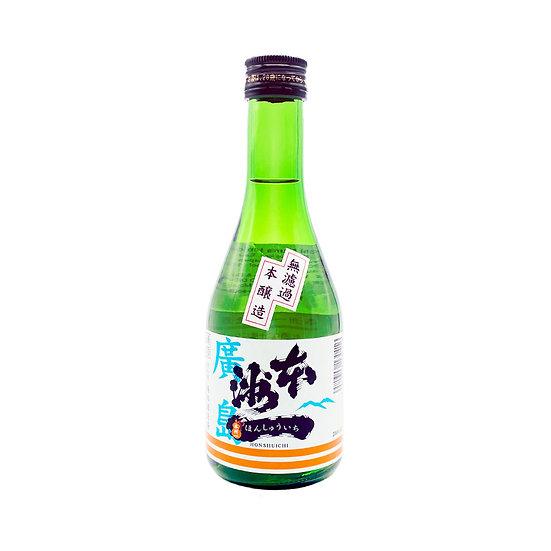 """""""Honshû-Ichi"""" Muroka Honjôzô 300ml"""