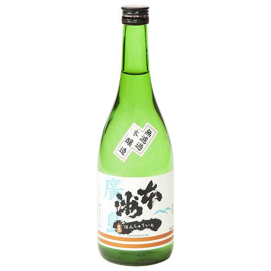 """""""Honshû-Ichi"""" Muroka Honjôzô 720ml"""