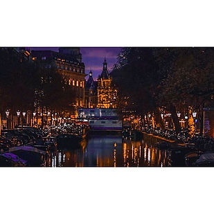 A city of freedom 💫_._._._._#amsterdam