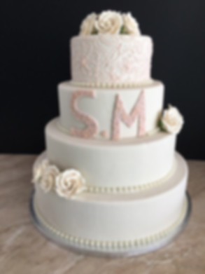 Romantic and Special Wedding cakes sweet nest patisserie