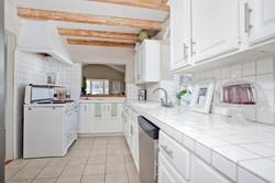 Kitchen with Original Details