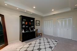 Office / Dressing Room off Master
