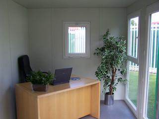 XPandacabin Home Office Interior