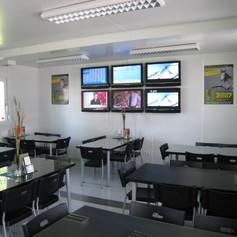 Cafe bar internal