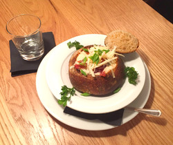 Bread Bowl with your choice of soup