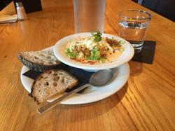 Red Potato & Cheddar Soup