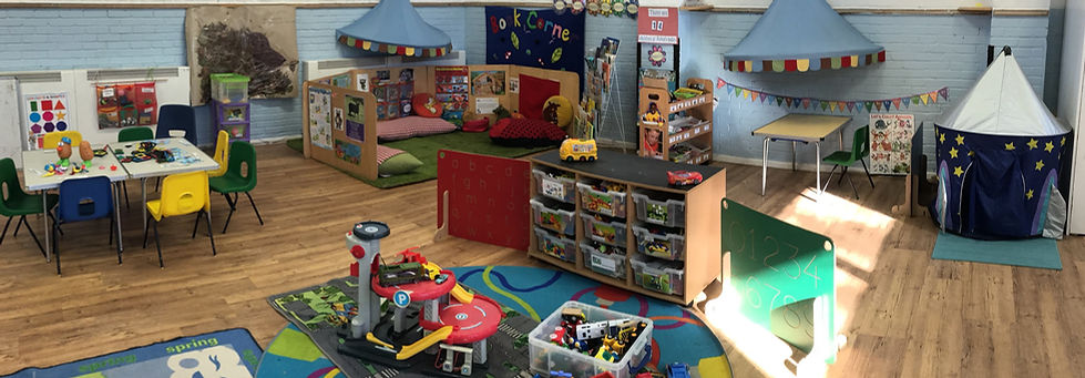 Robin Nurery School Interior