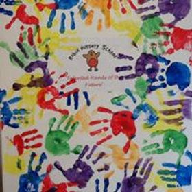 Robin Nusey School - Hands of th future