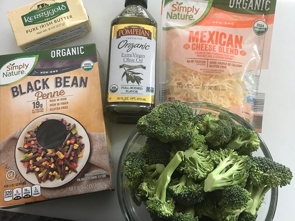 organic, healthy pasta, Aldi's