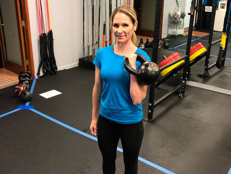 Clean Up Your Kettlebell Cleans!