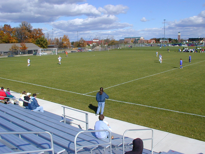 GVSU Athletic Fields