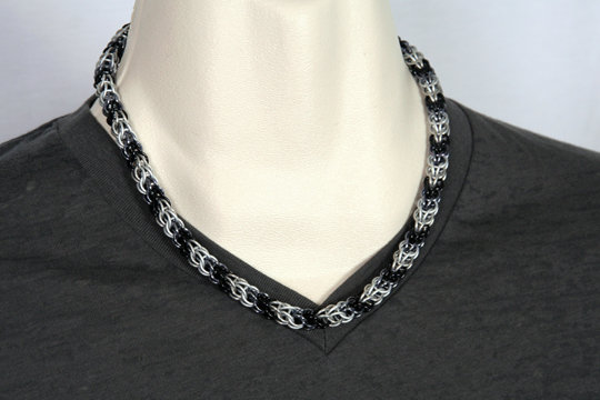 Simplistic Persian Necklace