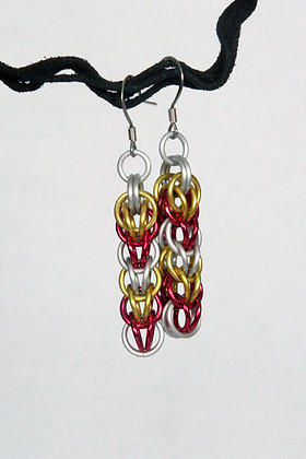 Condiment Persian Earrings