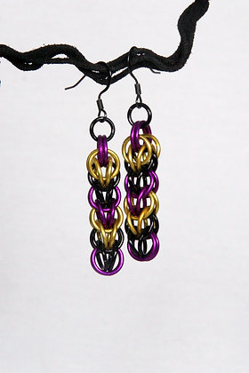 Bright Persian Earrings