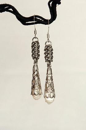 Divine Byzantine Earrings