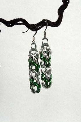 Soft Irish Persian Earrings