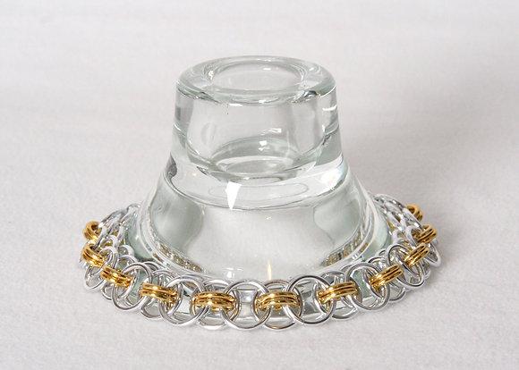 Multi-tone Helm's Bracelet