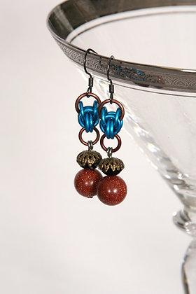 Delightful Persian Earrings