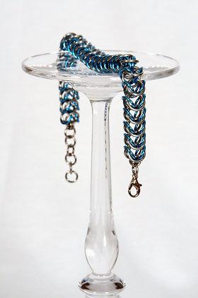 Simplistic Box Chain Bracelet
