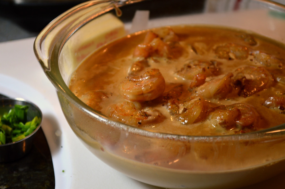 aedited Shrimp