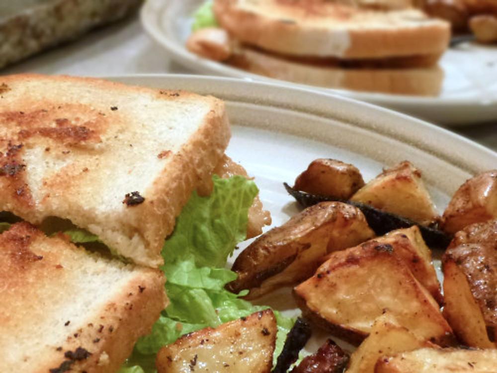 tupelo honey chicken sandwiches