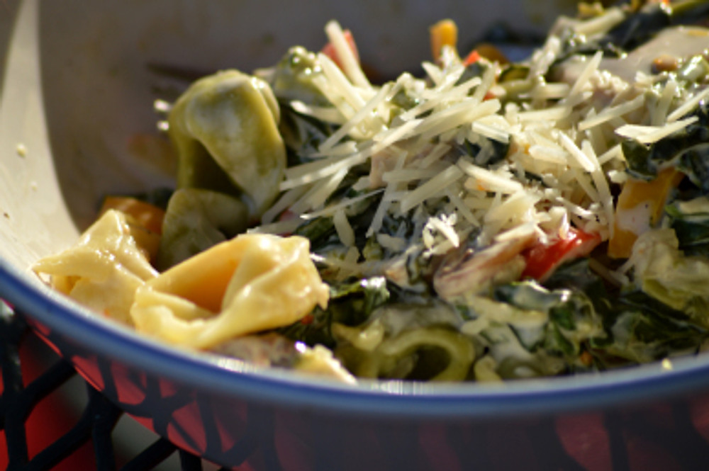 511 spinach pasta
