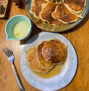 Review: King Arthur Flour Buttermilk Pancakes