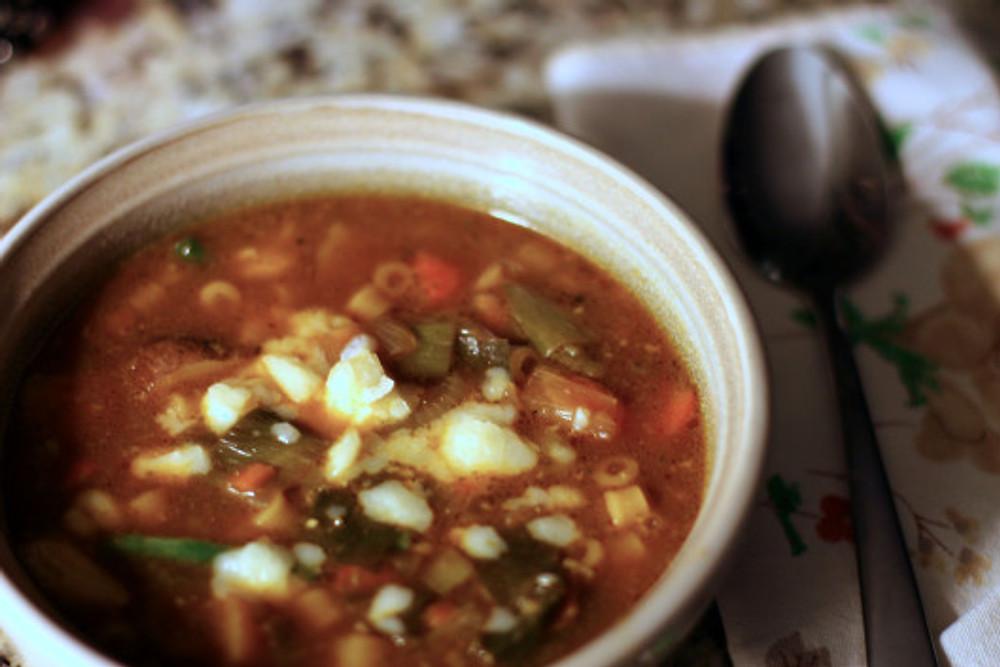 provencial vegitable soup