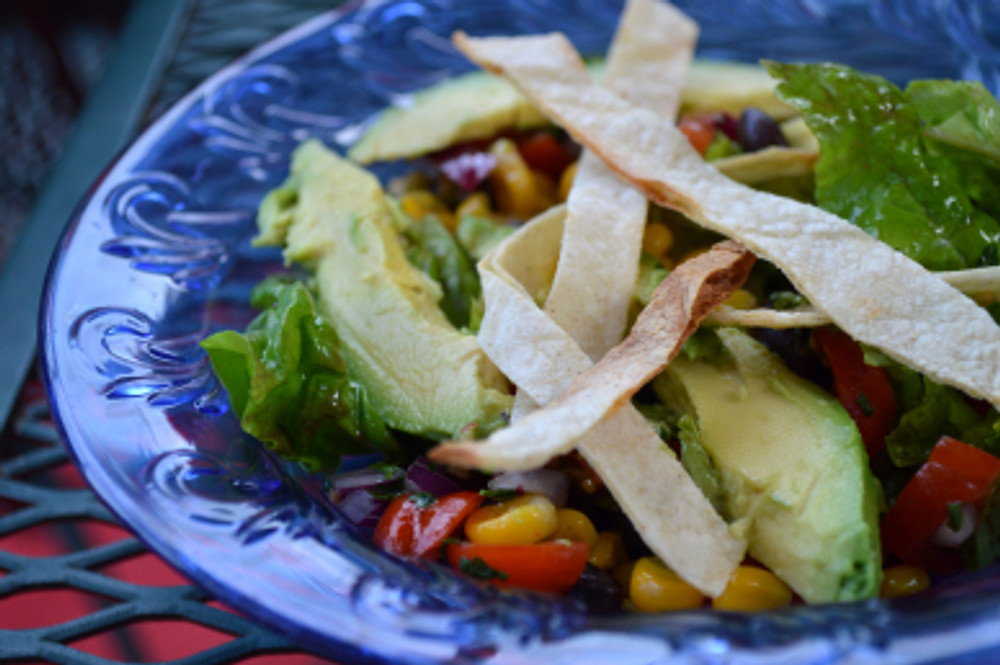cook this mexican salad