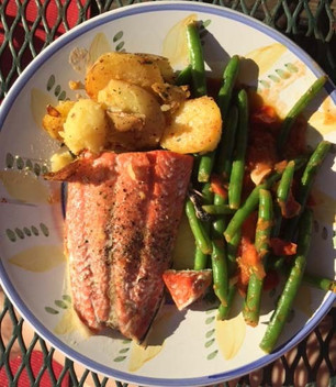 A Look at Superfoods: Salmon