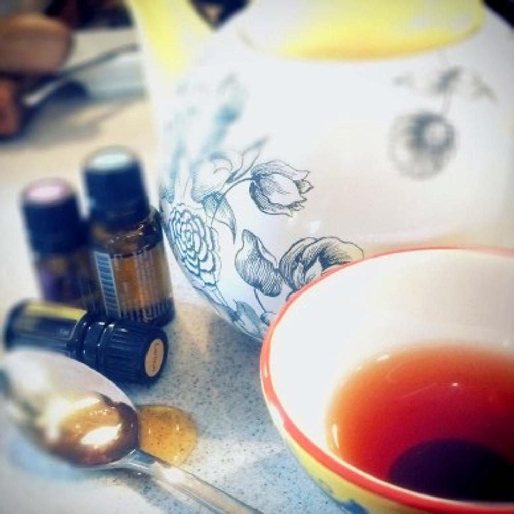 tea sick day