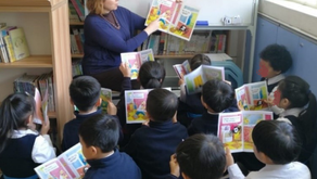 Guided Reading - the Set-Up
