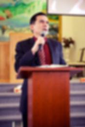 Presidente ICM Canada Inc. Jeronimo Merino