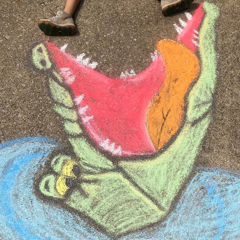 Granville Community Chalk Challenge