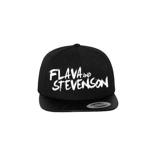 F&S Snapback Cap (3D Stick)