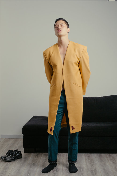 The 'Mau Tuat' Classic Trench