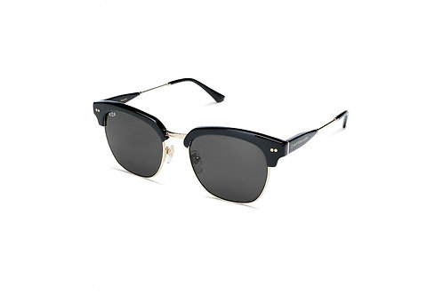 KAPTEN  & SON HAVANA ALL BLACK SUNGLASSES