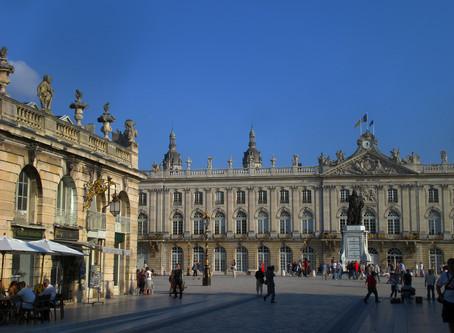 Nancy the city of Stanislas!