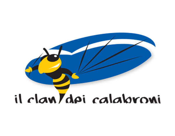Logo Il clan dei calabroni